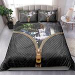 Welder Zipper  Printed Bedding Set Bedroom Decor