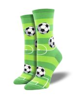 "Women's ""Goal For It"" Socks Comfortable Funny Cute Unique Socks"