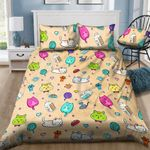 Cats Sweet Candy Bedding Set Bedroom Decor