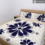 Portugal White And Blue Bedding Set Bedroom Decor
