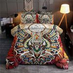 Owl Native American Dream Catcher Printed Bedding Set Bedroom Decor
