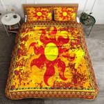 The Sun Hot Weather Bedding Set Bedroom Decor
