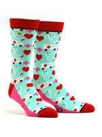 Men's Life Saver Socks Comfortable Funny Cute Unique Socks
