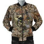 Bow Hunting Camo 3D Printed Unisex Jacket
