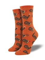 "Women's ""Turkey Revolution"" Socks Comfortable Funny Cute Unique Socks"
