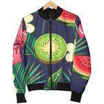 Aloha Tropical Watermelon Pattern  3D Printed Unisex Jacket