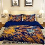 Awesome Colorful Feather Bedding Set Bedroom Decor