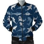 Shark Action Pattern 3D Printed Unisex Jacket