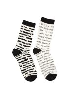 Banned Books Socks Birthday Gift Ideas For Men Women Funny Comfortable Cute Unique Socks