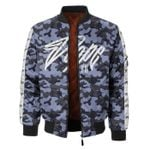 Dope With Camoflage 3D Printed Unisex Bomber Jacket