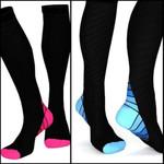 Compression Socks - Assorted Color Size  For Women Funny Unique Socks