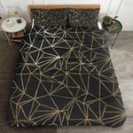 Poly Universe Pattern 3D Bedding Set Bedroom Decor