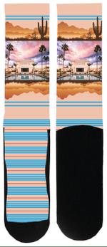 Mesa Temple Socks Lovely Birthday Gift For Men Women Comfortable Unique Socks