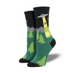 Alien Abduction Comfortable Cute Funny Unique Unisex Socks