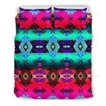 Native American Printed Bedding Set Bedroom Decor
