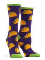 Women's Tacos Socks Comfortable Funny Cute Unique Socks