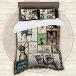 Chihuahua Cute Emotion Bedding Set Bedroom Decor
