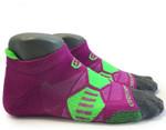 Berry & Lime Runners - Elite Running Socks Gift Ideas For Men Women Funny Unique Socks