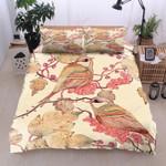 Bird Spring Is Coming Bedding Set Bedroom Decor