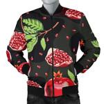 Fresh Pomegranate Pattern  3D Printed Unisex Jacket