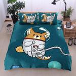 Corgi I Need Some Space Printed Bedding Set Bedroom Decor