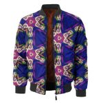 You Are A Snake 3D Printed Unisex Bomber Jacket