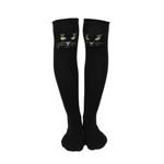 Black Cat Comfortable Cute Funny Unique Unisex Socks