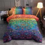 Mandala Design Hippie Printed Bedding Set Bedroom Decor