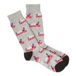 Democat Comfortable Cute Funny Unique Unisex Socks