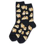 Pomeranian Lovely Birthday Gift For Men Women Comfortable Unique Socks