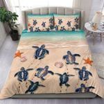 Beautiful Turtles  Printed Bedding Set Bedroom Decor
