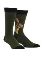 Men's Jackalope Socks Comfortable Funny Cute Unique Socks