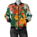 Amaryllis Pattern Summer Is Coming 3D Printed Unisex Jacket