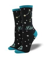 "Women's ""Libra"" Socks Comfortable Funny Cute Unique Socks"