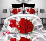 Valentine's Day  Printed Bedding Set Bedroom Decor