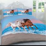 Taya Horse  Printed Bedding Set Bedroom Decor