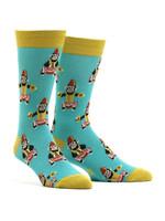 Men's Monkeying Around Socks Comfortable Funny Cute Unique Socks