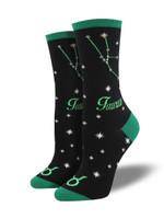 "Women's ""Taurus"" Socks Comfortable Funny Cute Unique Socks"