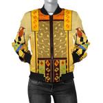African Girl Design  3D Printed Unisex Jacket
