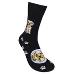 Yorkie Socks - One Size Comfortable Cute Funny Unique Unisex Socks