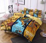 Egypt Native Welcome Printed Bedding Set Bedroom Decor
