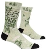 I Fucking Love It Out Here Birthday Gift Ideas For Men Women Cotton Funny Comfortable Cute Unique Socks