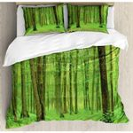 Into The Forest  Bedding Set Bedroom Decor