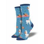 Alpaca Lunch Comfortable Cute Funny Unique Unisex Socks