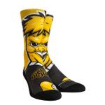 Wichita State Shockers - WuShock Mascot Crew Comfortable Funny Cute Unique Socks
