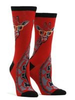 Women's Giraffe Socks Comfortable Funny Cute Unique Socks