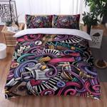 Music Paradise Piano Printed Bedding Set Bedroom Decor