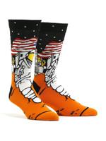 Men's Mars Landing Socks Comfortable Funny Cute Unique Socks