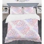Beautiful Flowers Printed Bedding Set Bedroom Decor