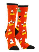 Women's Corny Costumes Socks Comfortable Funny Cute Unique Socks
